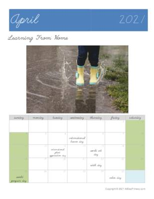 April 2021 Learning from Home Calendar.pdf