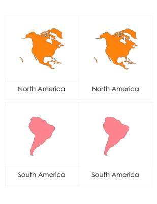 Continent 3 part cards.pdf