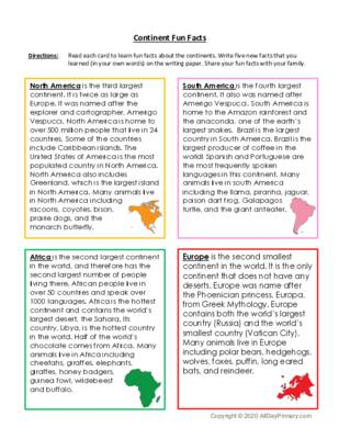Continent Fun Facts.pdf