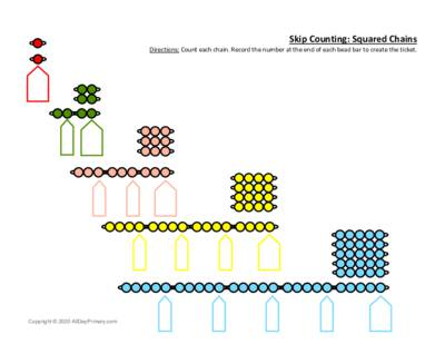 Skip Counting Writing Activity.pdf