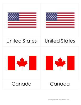 Flags of North America.pdf