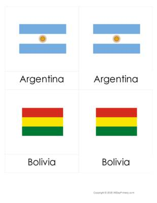 Flags of South America.pdf
