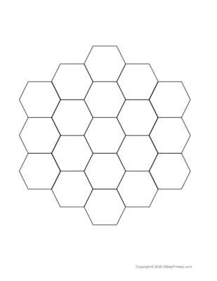 Hexagon Coloring Sheet.pdf