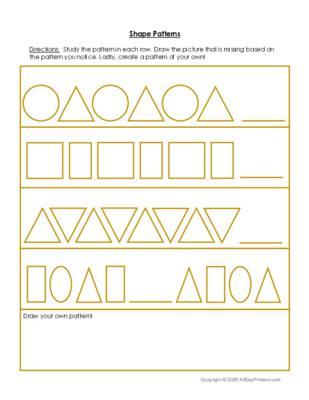 Shape Patterns.pdf