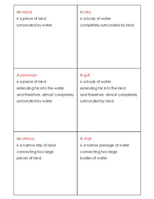 Set 1 Land and Water Definition Stage 1.pdf