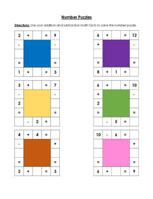 Number Puzzles 2.pdf