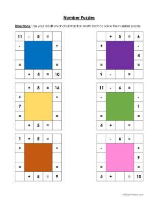 Number Puzzles.pdf