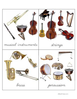 Parts of the Orchestra Classified Cards.pdf