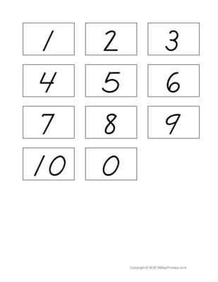 memory game of numbers.pdf