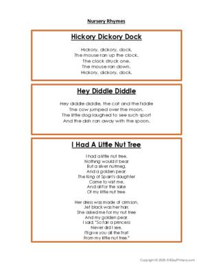 Nursery Rhymes.pdf