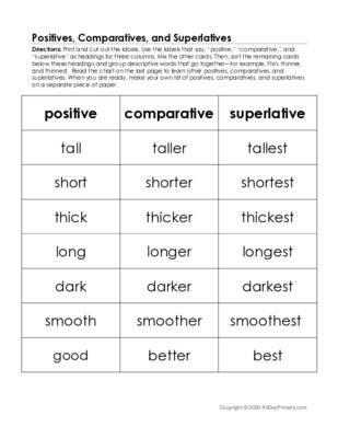 Positive Comparative Superlative for Home.pdf