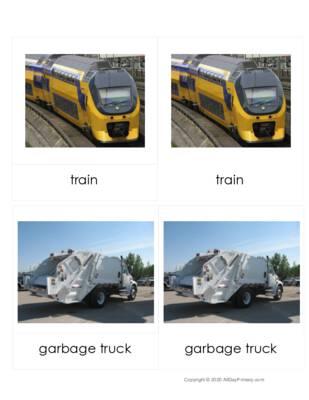 transportation three part cards.pdf