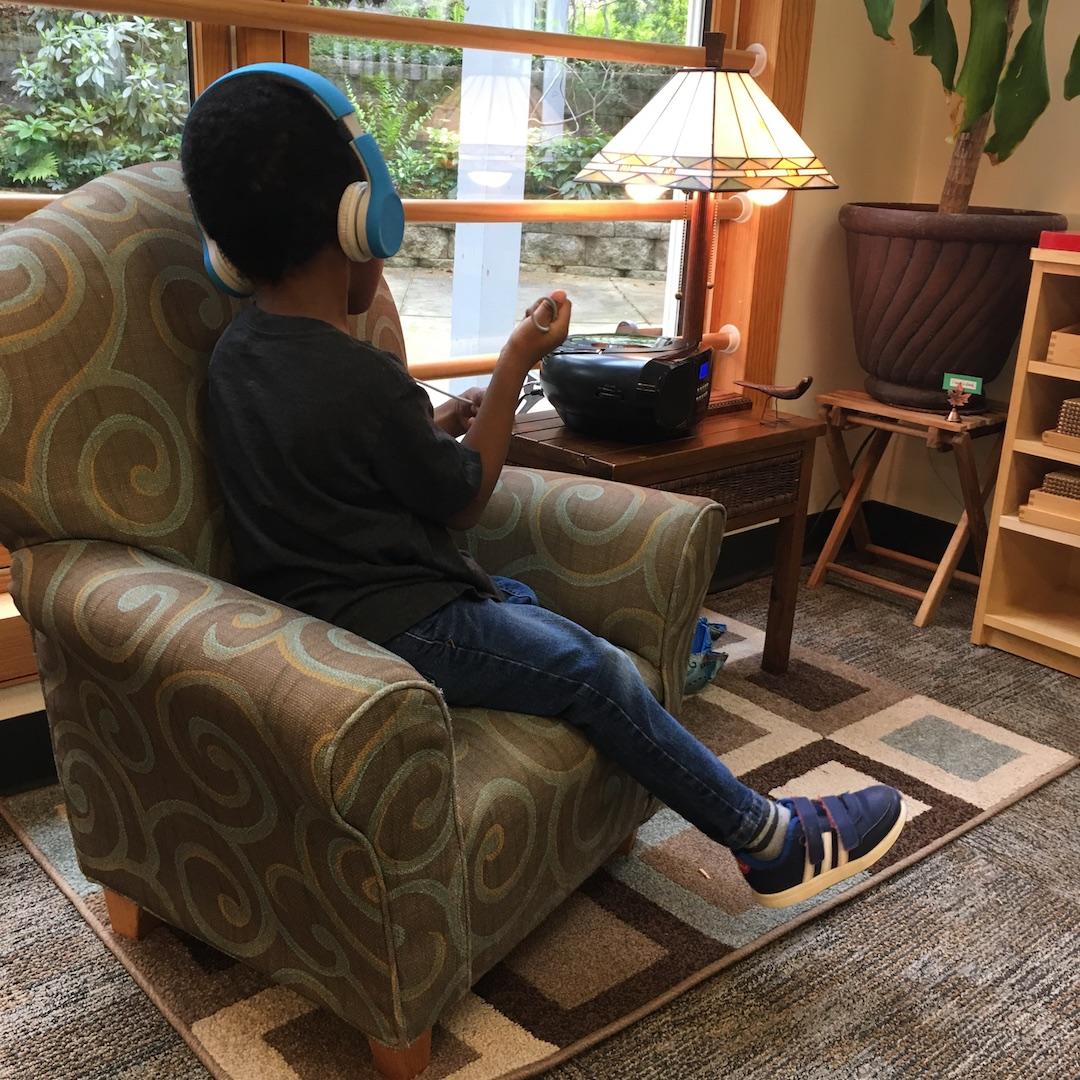 listening corner